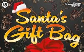 Santa's Gift Bag Logo